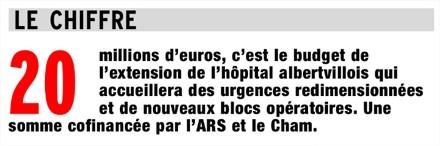 2015-10-15 - Le DL - 20 millions d'Euros pour Albertville