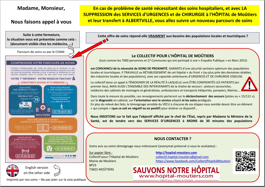 Info patients-médecins (FR-GB)